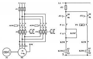 آموزش نقشه خوانی نقشه های الکتریکی مدار فرمان و قدرت