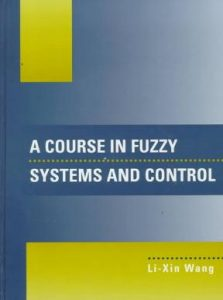 کتاب a course in fuzzy systems and control