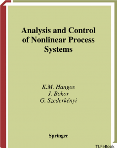 کتاب تجزیه و تحلیل و کنترل سیستم های فرآیند غیر خطی