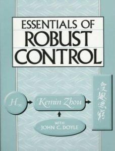 کتاب موارد ضروری در کنترل مقاوم