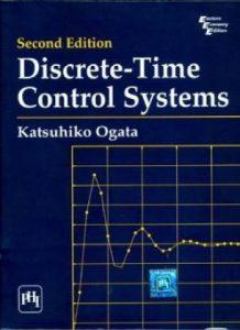 کتاب سیستم های کنترل زمان گسسته اوگاتا + حل المسائل