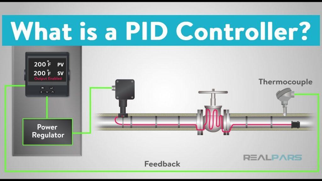 جزوه آموزش pid کنترل مهندس فرجی