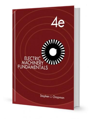 کتاب ماشین های الکتریکی چاپمن + حل المسائل