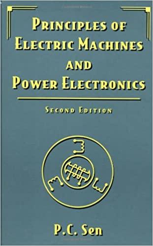 کتاب اصول ماشین های الکتریکی پی سی سن + حل المسائل