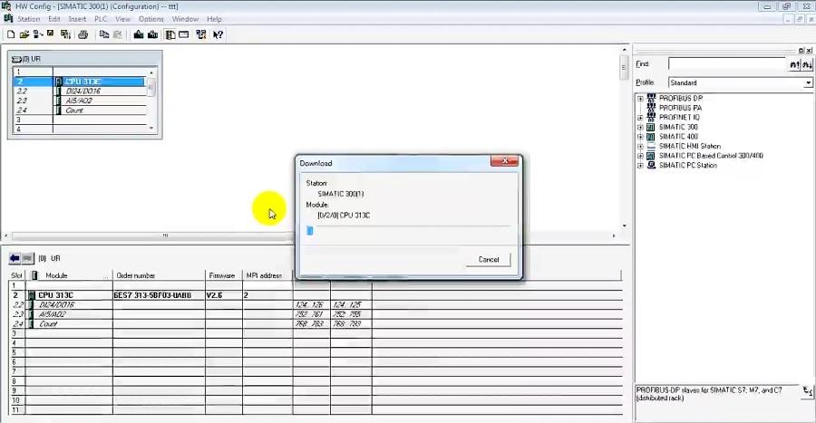 نحوه پیدا کردن پسورد PLC های زیمنس با نرم افزار KeyS7