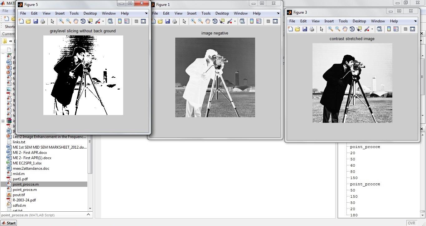 پردازش تصویر با استفاده از متلب